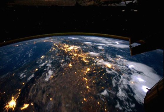 iss-flying-over-planet-earth