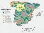Land Use in Spain 1974