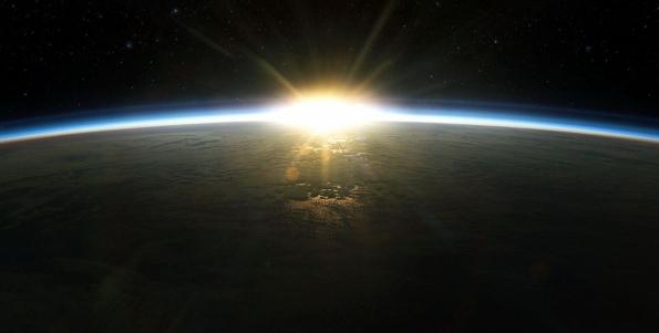Earth-Sunrise (2)