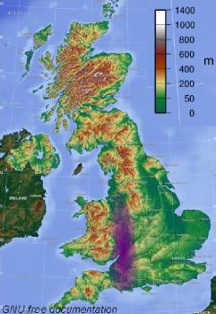 Britain Terrain1