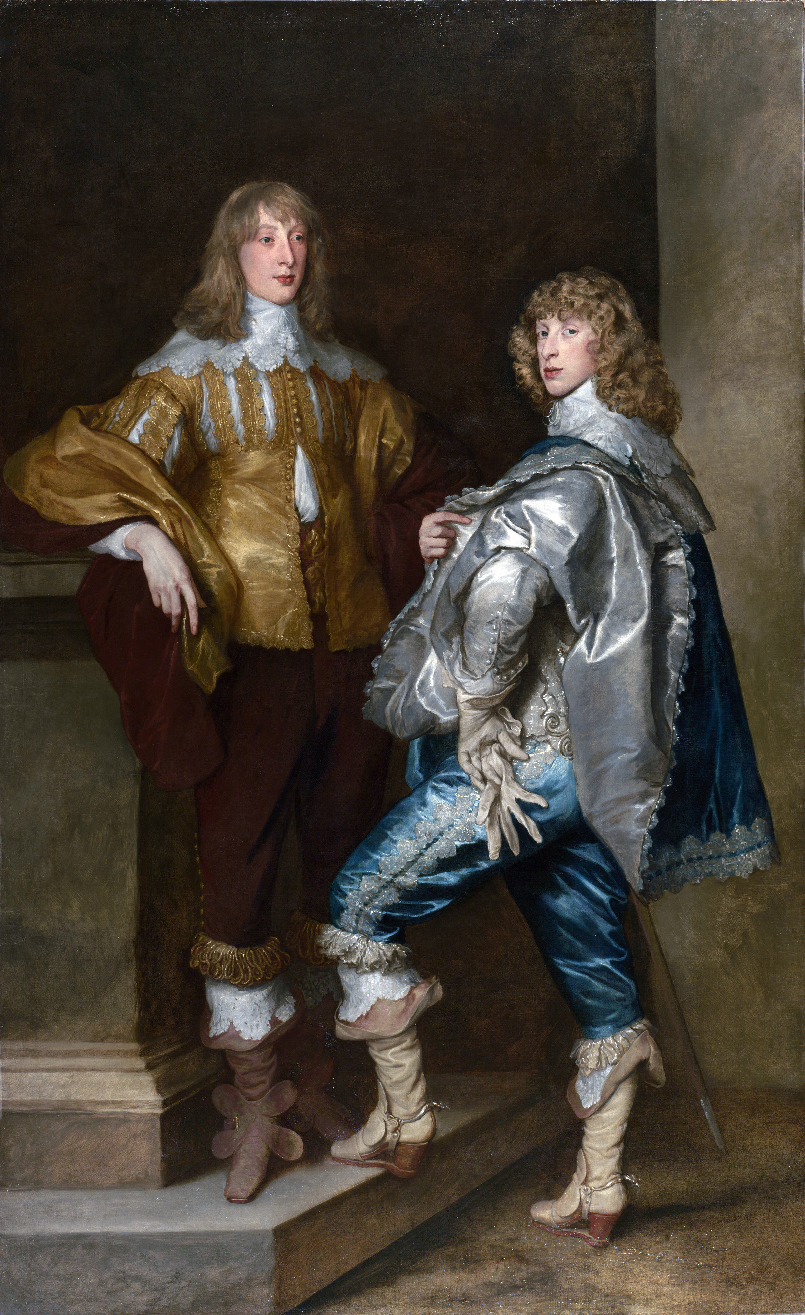 Sir-Anthony-van-Dyck-Lord-John-Stuart-and-His-Brother-Lord-Bernard-Stuart