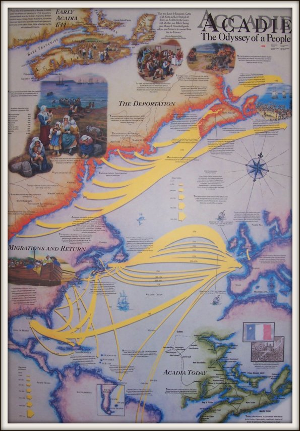 Acadia Poster