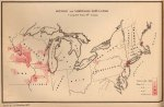 Map Swedes Norwegians 1870 US