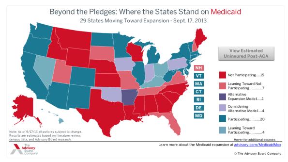 Medicaid Obamacare