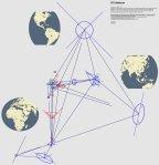 global-genetic-distances-map
