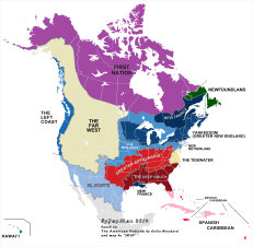 North American Nations 3 3